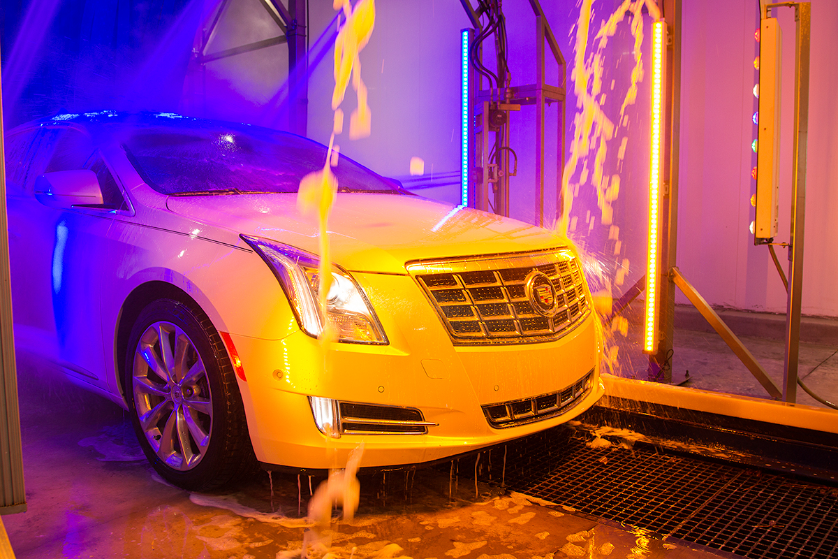 Cost Of A Self Service Car Wash