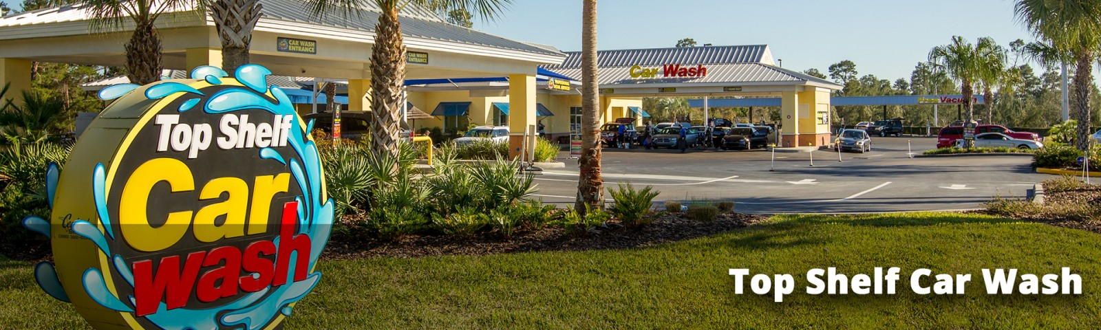 Top Shelf Car Wash - Deltona & Titusville