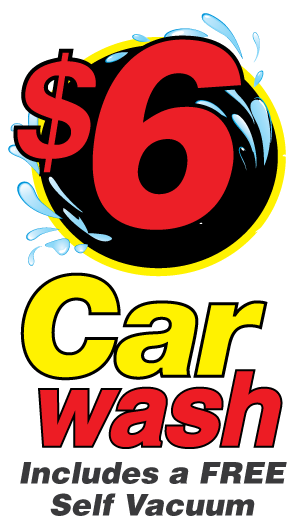 $5 Car Washes
