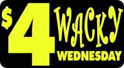 $3 Care Washes on Wednesdays
