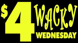 $3 Care Washes on Wednesdays