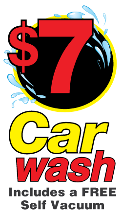 $7 Car Washes